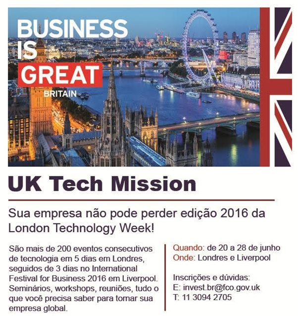 UK Tech Mission